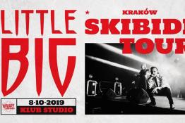 """Kraków Wydarzenie Koncert Koncert LITTLE BIG """"Skibidi Tour"""" - Kraków"""