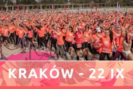 Kraków Wydarzenie Bieg Bieg Kobiet Kraków ANITA