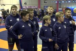 Kraków Wydarzenie Sporty walki Międzynarodowy Turniej Zapaśniczy im. Władysława B