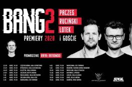 Kraków Wydarzenie Kabaret Bang2 - Premiery 2020