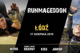 Łódź Wydarzenie Bieg Runmageddon Łódź