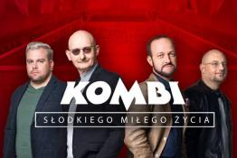 Poznań Wydarzenie Koncert  Kombi w Centrum Kongresowo Dydaktycznym - Poznań