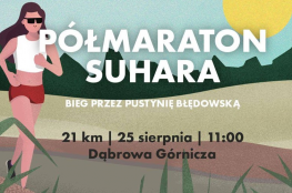 Dąbrowa Górnicza Wydarzenie Bieg Półmaraton Suhara