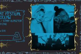 Wrocław Wydarzenie Koncert Amnesia Scanner /Aïsha Devi /Abyss X /Danse Noire