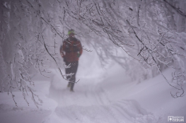 Jaworze Wydarzenie Bieg II Zimowy Półmaraton Górski Bieg po Zdrój