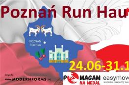 Poznań Wydarzenie Bieg Poznań Run Hau 2019