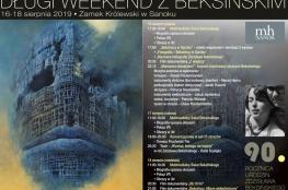 Sanok Wydarzenie Festiwal Długi weekend z Beksińskim
