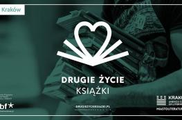 Kraków Wydarzenie Festiwal Drugie Życie Książki 2019