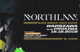 Warszawa Wydarzenie Koncert Northlane + special guests / 12.12 / Warszawa