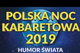 Toruń Wydarzenie Kabaret Polska Noc Kabaretowa