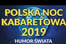 Lubin Wydarzenie Kabaret Polska Noc Kabaretowa