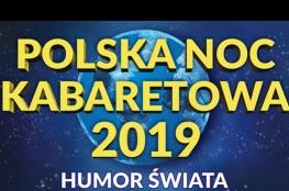 Częstochowa Wydarzenie Kabaret Polska Noc Kabaretowa