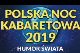 Giżycko Wydarzenie Kabaret Polska Noc Kabaretowa