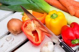 Warszawa Wydarzenie Warsztaty kulinarne Knife skills - techniki posługiwania się nożem