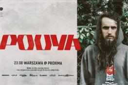 Warszawa Wydarzenie Koncert Pouya, Warszawa, Proxima