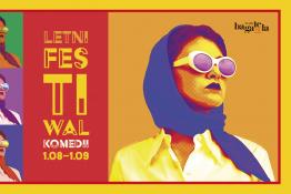 Kraków Wydarzenie Festiwal Letni Festiwal Komedii 2019