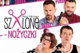 """Bydgoszcz Wydarzenie Spektakl """"Szalone nożyczki"""" w Kinoteatrze Adria - Bydgoszcz"""