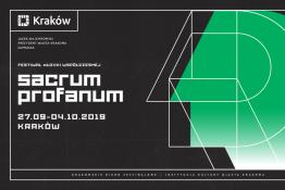 Kraków Wydarzenie Festiwal Sacrum Profanum 2019