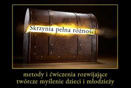 Białystok Wydarzenie Warsztaty Warsztaty - Metody i ćwiczenia rozwijające twórcze