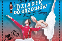 Kielce Wydarzenie Taniec Narodowy Balet Kijowski - Dziadek do Orzechów