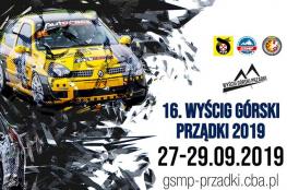Korczyna Wydarzenie Motoryzacyjne Wyścig Górski Prządki 2019