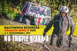 Kielce Wydarzenie Sporty motorowe Bałtowskie Bezdroża Dragon Winch XVII