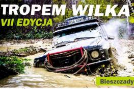 Baligród Wydarzenie Sporty motorowe Tropem Wilka 4x4 VII Edycja