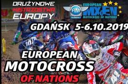 Gdańsk Wydarzenie Rajd motocyklowy Motocross of European Nations - Gdańsk