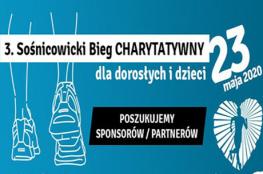 Sośnicowice Wydarzenie Bieg 3. Bieg Charytatywny dla dorosłych i dzieci