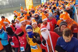 Sieradz Wydarzenie Bieg Bieg i marsz pomarańczowych mikołajów - Sieradz