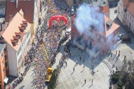 Sobótka Wydarzenie Bieg 13. PANAS Półmaraton Ślężański