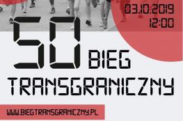 Gryfino Wydarzenie Bieg 50. Bieg Transgraniczny