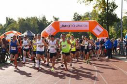 Legnica Wydarzenie Bieg Legnica Półmaraton / Legnicka Dziesiątka