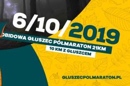 Obidowa Wydarzenie Bieg Głuszec Półmaraton, 10 km z Głuszcem, NW