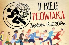 Zagórów Wydarzenie Bieg II Bieg Peowiaka - Zagórów