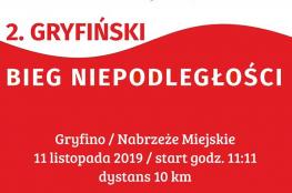 Gryfino Wydarzenie Bieg 2. Gryfiński Bieg Niepodległości